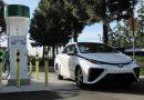 เมื่อรถยนต์ไฟฟ้าเจ้าดัง Tesla Model X ต้องมาวัดกันกับ Toyota Mirai รถเซลล์เชื้อเพลิงคันงาม