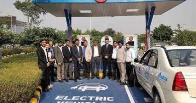 เดลต้าเดินหน้าขับเคลื่อนโซลูชั่นส์ชาร์จรถยนต์ไฟฟ้าในอินเดีย
